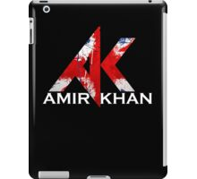 Amir Khan - Boxing - White  iPad Case/Skin