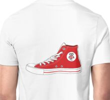 Badgers converse Unisex T-Shirt