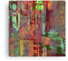 Overexposed Canvas Print