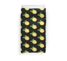Lemon Duvet Cover