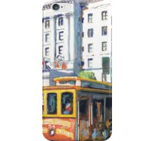 Cable Car 54 San Francisco California Picture iPhone Case/Skin