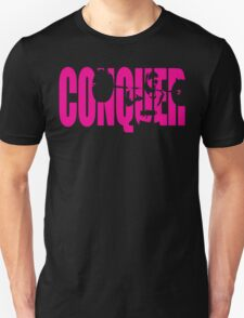 CONQUER (Girl Squat Iconic) T-Shirt