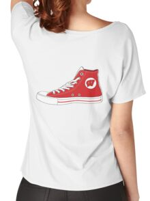 Wisco converse Women's Relaxed Fit T-Shirt