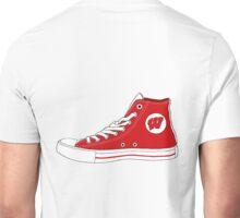 Wisco converse Unisex T-Shirt