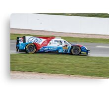 SMP Racing No 27 Canvas Print