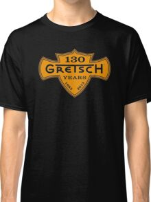 GRETSCH 130 YEARS ORANGE Classic T-Shirt
