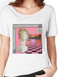 Macintosh Plus - 420 Merch Women's Relaxed Fit T-Shirt