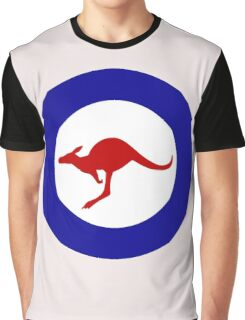 Roundel of the Royal Australian Air Force Graphic T-Shirt