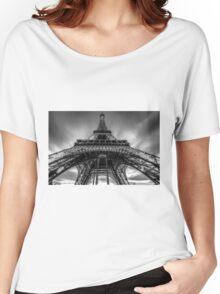 Eiffel Tower 9 Women's Relaxed Fit T-Shirt