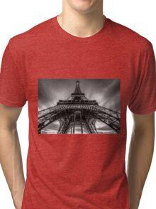 Eiffel Tower 9 Tri-blend T-Shirt