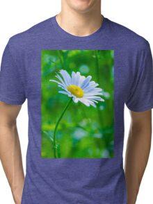 Daisy 6 Tri-blend T-Shirt