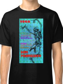 PSYCHEDELIC SAN FRANCISCO - 1968 Classic T-Shirt