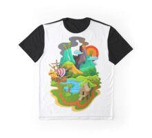 """Rebirth"" Graphic T-Shirt"