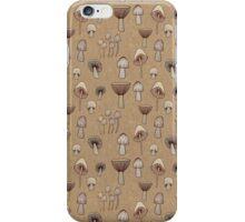 Mushrooms! iPhone Case/Skin
