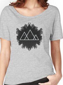 Trinity MT Inkblot Women's Relaxed Fit T-Shirt