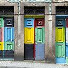Portugal Doors 1 by Igor Shrayer