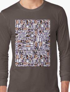 Missing Pattern 2 Long Sleeve T-Shirt