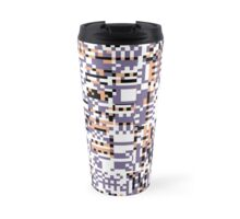 Missing Pattern 2 Travel Mug
