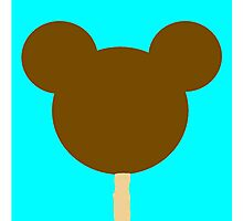 Mickey Ice cream Bar Photographic Print