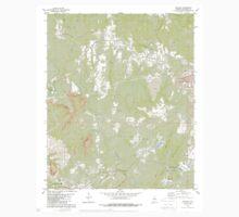 USGS TOPO Map Alabama AL Concord 303573 1979 24000 Kids Tee