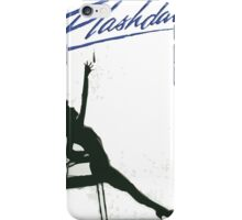 Iconic Scene in Flashdance iPhone Case/Skin