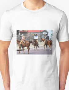 Cattle Drive 9 T-Shirt