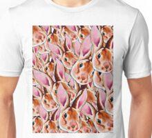 ALL THE BUNNIES Unisex T-Shirt