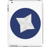 Community intro icon  iPad Case/Skin