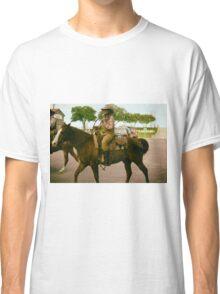 Cattle Drive 12 Classic T-Shirt
