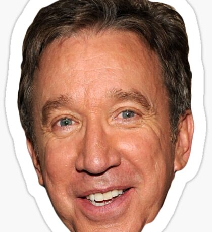 Tim Allen Sticker