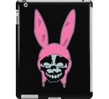 Louise Belcher: Skull Blue Cavity (version one) iPad Case/Skin