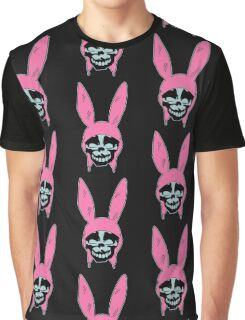 Top Seller - Louise Belcher: Skull Blue Cavity (version one) Graphic T-Shirt