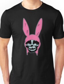 Top Seller - Louise Belcher: Skull Blue Cavity (version one) Unisex T-Shirt