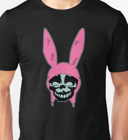 Top Seller - Louise Belcher: Skull Blue Cavity (version one) Unisex T-Shirt