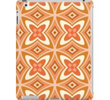 Retro 70's Pattern Two - 1 of 5 - (please see notes) iPad Case/Skin