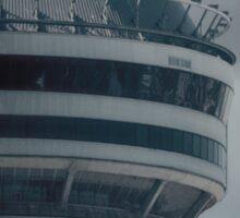 Drake Views Sticker