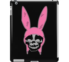 Louise Belcher: Skull Black Cavity (version two) iPad Case/Skin
