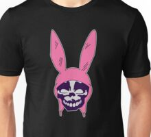 Louise Belcher: Skull Dark Purple Cavity (version three) Unisex T-Shirt