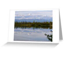 Road to Denali (Near Mt. McKinley, Alaska) Greeting Card
