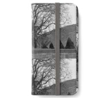 Holyrood,Arthur Seat,Edinburgh iPhone Wallet/Case/Skin
