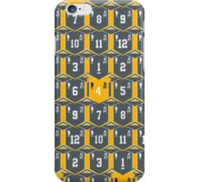Haikyuu! Karasuno Volleyball Jersey Pattern iPhone Case/Skin