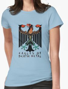 EAGLES OF DEATH METAL Womens Fitted T-Shirt