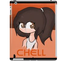 Chelll iPad Case/Skin