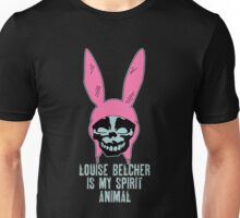 Louise Belcher: Skull Spirit Animal (version seven) Unisex T-Shirt
