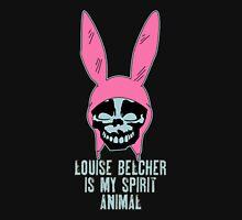 Louise Belcher: Skull Spirit Animal (version seven) Unisex T-Shirt