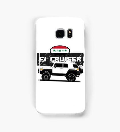 IRAQI FJ CRUISER  Samsung Galaxy Case/Skin