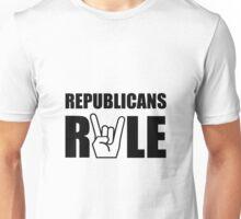 Republicans Rule Unisex T-Shirt