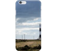 Dungeness Through a Prime Lens 17 iPhone Case/Skin