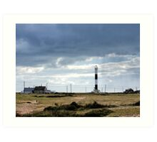 Dungeness Through a Prime Lens 17 Art Print