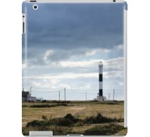 Dungeness Through a Prime Lens 17 iPad Case/Skin